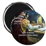 "Stubborn Resistance Galileo 2.25"" Magnet (100 pack"