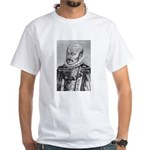 Power of Mind: Montaigne White T-Shirt