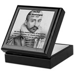 Individual Freedom Montaigne Keepsake Box