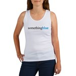 Something Blue Bride Women's Tank Top