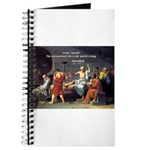Know Thyself Socrates Quote Journal