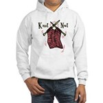 Knit Nut Hooded Sweatshirt