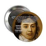 Samuel Taylor Coleridge Poet Button