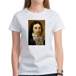 Samuel Taylor Coleridge Poet Women's T-Shirt