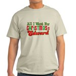 Christmas Edward Light T-Shirt