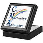 CNA Rainbow Keepsake Box