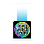 TeenWitch  Sticker (Rectangle 1
