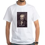Immanuel Kant Reason White T-Shirt