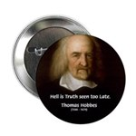 Thomas Hobbes Truth Button