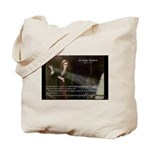 Isaac Newton Laws Motion Tote Bag