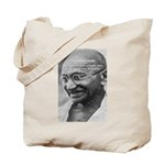 Power of Truth Gandhi Tote Bag