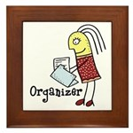 Organizer Framed Tile