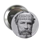 "Attitude Perception on Life 2.25"" Button (10 pack)"