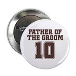 "Uniform Groom Father 10 2.25"" Button"