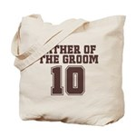 Uniform Groom Father 10 Tote Bag