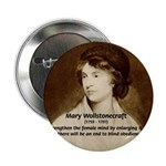 "Philosophical Feminism 2.25"" Button (100 pack)"
