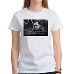 Albert Camus Motivational Women's T-Shirt