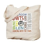 DWTS Fan Tote Bag