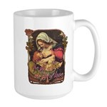 """Gift of Love"" Large Mug"