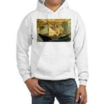 French Painter Manet Quote Hooded Sweatshirt
