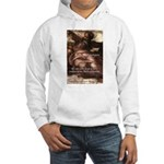 Michelangelo Perfection Quote Hooded Sweatshirt