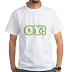 Christmas Oy! White T-Shirt