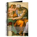 Michelangelo Art Philosophy Journal