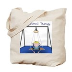 Occupational Therapy - Platfo Tote Bag