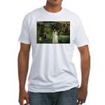 Berthe Morisot Art Quote Fitted T-Shirt