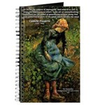 Pissarro Art of Impressions Journal