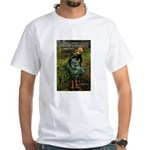 Pissarro Art of Impressions White T-Shirt