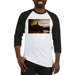 Rembrandt Painting & Quote Baseball Jersey