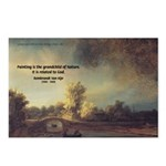 Rembrandt: on God & Painting Postcards (Package of