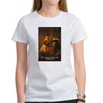 Art & Atmosphere Rembrandt Women's T-Shirt