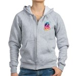 """Most Pure Heart"" Women's Zip Hoodie"