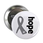 Hope Ribbon Diabetes 2.25&quot; Button