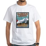 Alaska Reunion White T-Shirt