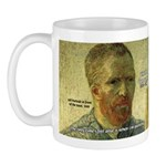Vincent Van Gogh Quote Mug
