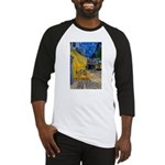 Vincent Van Gogh Color Art Baseball Jersey
