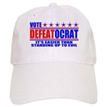 Vote Defeatocrat (Democrat) Cap