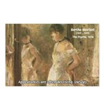 Aesop Quote Psyche Painting Postcards (Package of