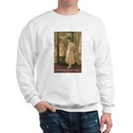 Aesop Quote Psyche Painting Sweatshirt