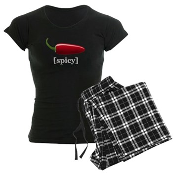 Spicy Womens 2 pc Pajamas