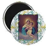 "MTA - Our Lady of Schoenstatt 2.25"" Magnet (100 pa"