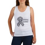 Diabetes Awareness Women's Tank Top