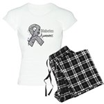 Diabetes Awareness Women's Light Pajamas