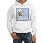 Deco Father of the Groom Hooded Sweatshirt