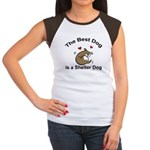 Best Shelter Dog Women's Cap Sleeve T-Shirt