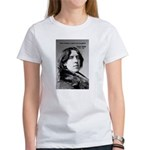 Playwright Oscar Wilde Women's T-Shirt