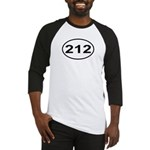 212 New York City Area Code Baseball Jersey